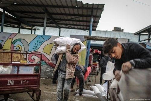 La mayor donación de la UE es para UNRWA
