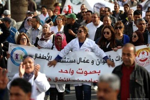 Banco Mundial: la economía paralela de Túnez atrae al 41,5%…