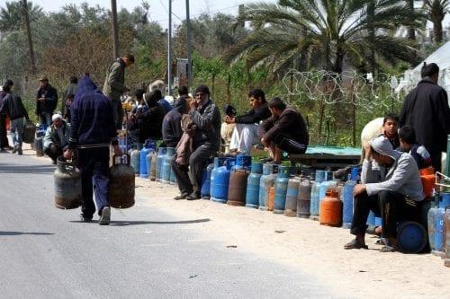 Israel cierra la frontera de Gaza bloqueando las transferencias de…
