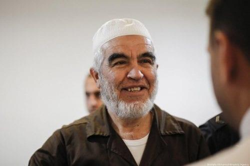 El líder palestino Raed Salah impugna las acusaciones de Israel