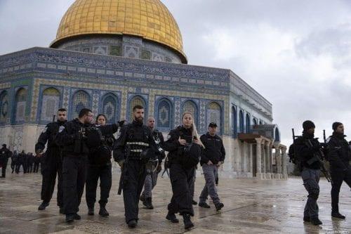 """El gobierno de Israel """"desata una guerra religiosa"""" en Al-Aqsa"""