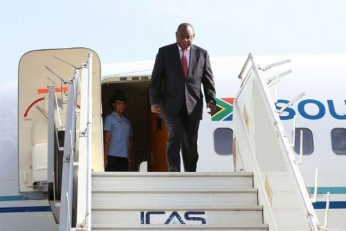 Sudáfrica degradará la misión diplomática israelí