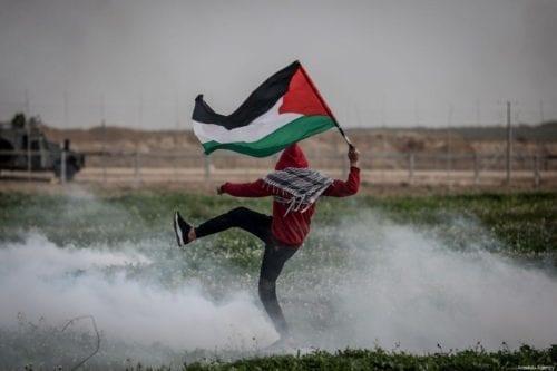 Israel mató a 267 palestinos en Gaza durante la Gran…