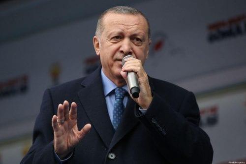 Erdogan: Israel no tiene derechos sobre los Altos del Golán