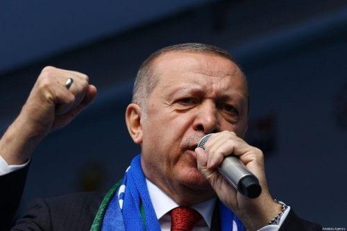 "Erdogan: Netanyahu es un ""tirano"" que mata niños"