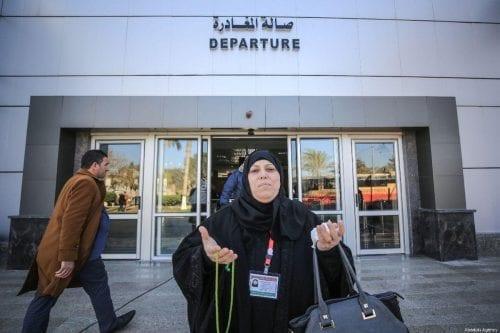Egipto permitirá que los peregrinos regresen a Gaza