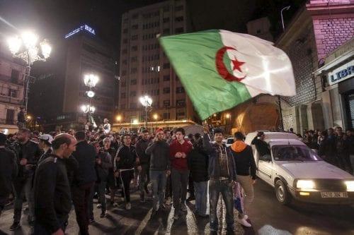 No ha habido una Primavera Árabe en Argelia, ¿o sí?
