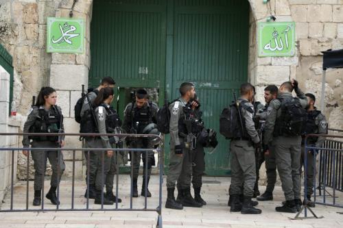 La Autoridad Palestina advierte sobre las repercusiones de la agresión…