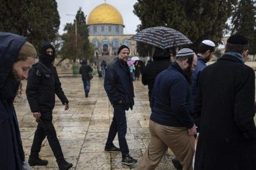 Grupos judíos extremistas se preparan para un asalto masivo de…