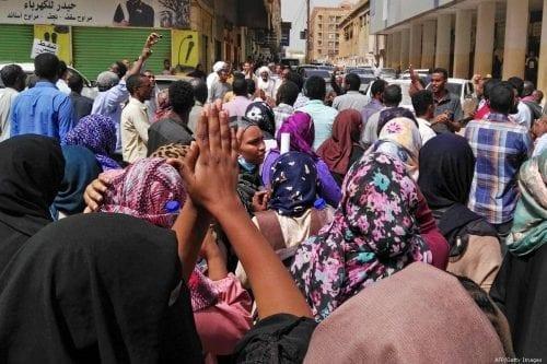 Sobre los acontecimientos en Argelia y Sudán
