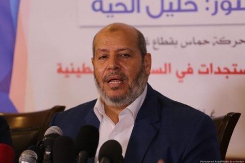 Al-Hayya: Estamos listos para las elecciones presidenciales y legislativas en…