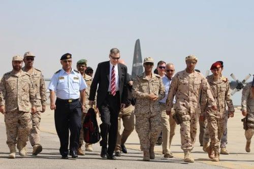 Estados Unidos dice que los hutíes están incumpliendo el acuerdo…