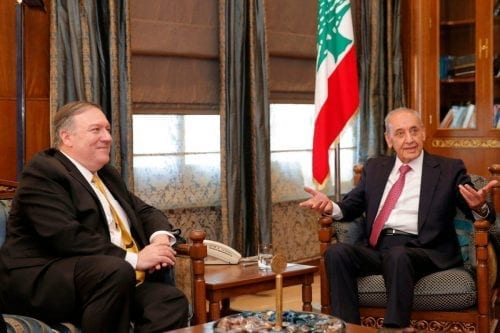 Las sanciones de Estados Unidos a Hezbolá tienen un impacto…