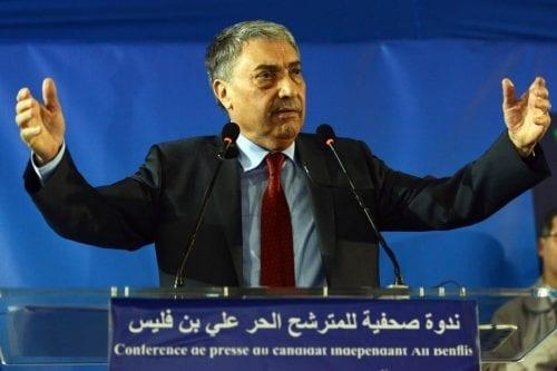 """Político argelino: """"el mensaje de Bouteflika superó los límites de…"""