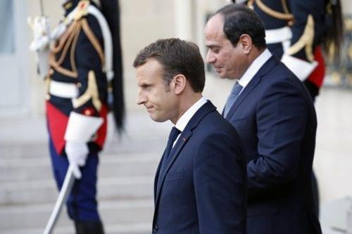"""Europa criticada por ser indulgente con la """"brutalidad"""" de Sisi"""