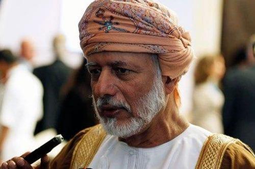 El ministro de asuntos exteriores de Omán dice que el…