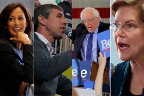Los principales demócratas para 2020 se saltan el AIPAC a…