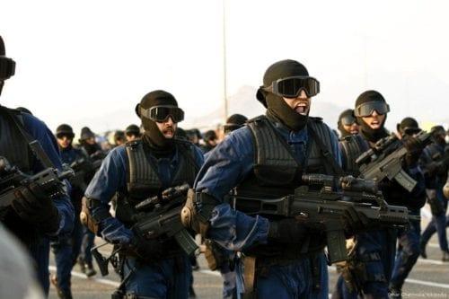 Se está llevando a cabo una campaña de arresto saudí…