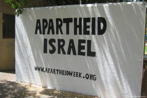 La Semana contra el Apartheid Israelí comienza en Sudáfrica