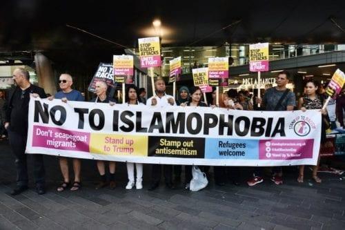 El autodeclarado Estado judío es una luz para los islamófobos.