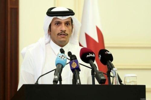 """Qatar: """"los saudíes son bienvenidos en Doha, seguimos buscando el…"""