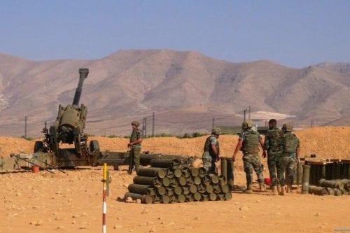 El ejército del Líbano recibe 11 millones de dólares de…