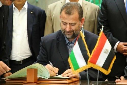 El jefe adjunto de Hamás niega participar en negociaciones secretas…