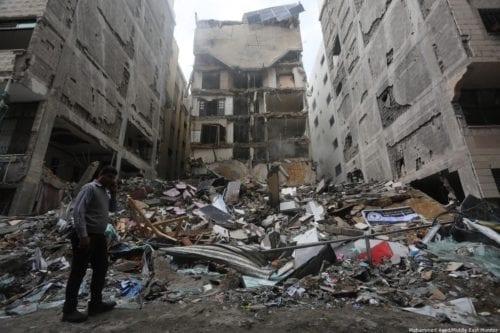 General israelí: o alcanzamos un alto el fuego o derrocamos…