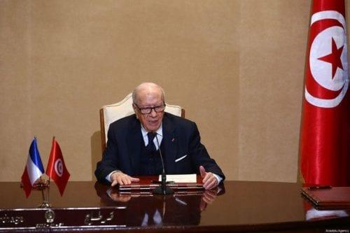 Essebsi: el ataque de Haftar a Trípoli es inaceptable
