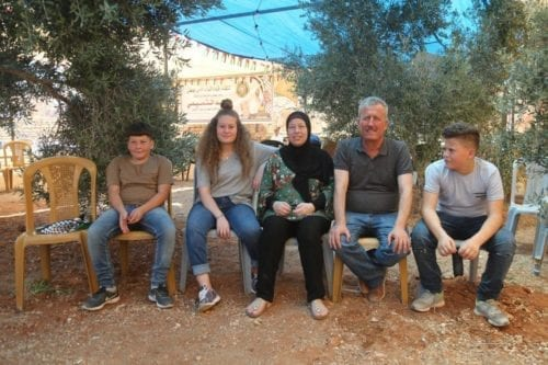Israel arresta al hermano de Ahed Tamimi