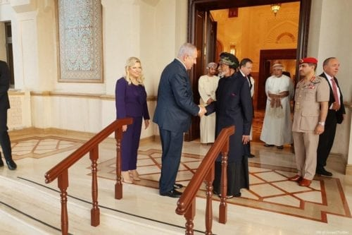 Hamás critica a un diplomático de Omán por comentarios pro-israelíes