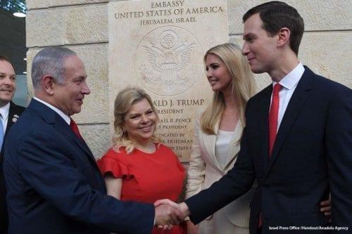 """El """"acuerdo del siglo"""" no incluye el Estado palestino, según…"""