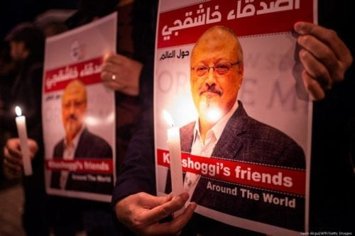 La familia Khashoggi niega haber llegado a un acuerdo con…