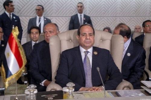 Egipto extiende el estado de emergencia durante tres meses