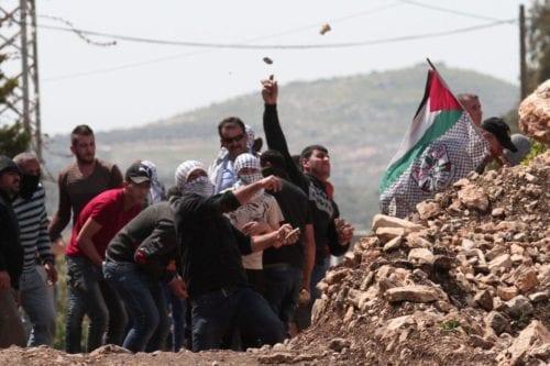 Israel detiene a diez palestinos en Cisjordania