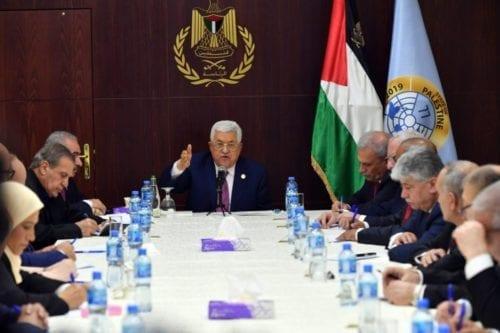 Según Abbas, las negociaciones con la administración estadounidense son inútiles