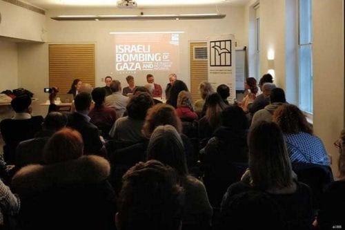Seminario de AOHR: las acciones de Israel en Gaza violan…