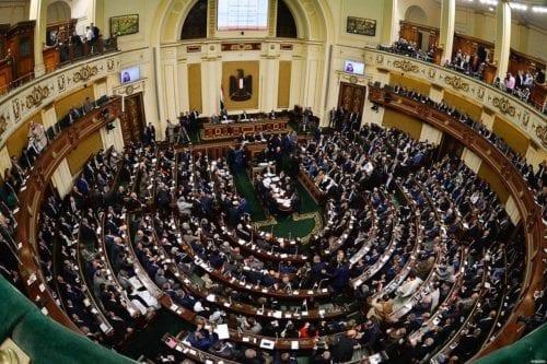 El parlamento de Egipto votará el martes sobre cambios constitucionales