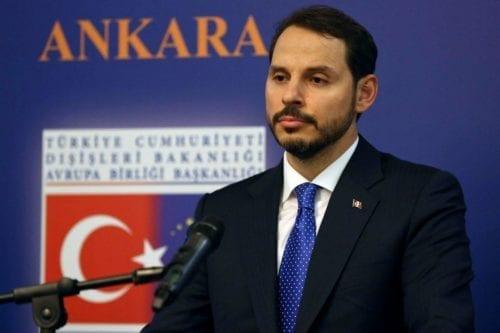 El ministro de Finanzas turco dice que tuvo reuniones fructíferas…
