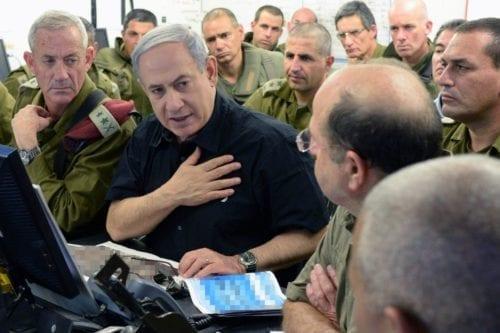 Elecciones en Israel: unas grabaciones filtradas revelan que Gantz se…