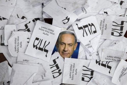 Netanyahu afirma que el bloque de derecha ganó las elecciones…