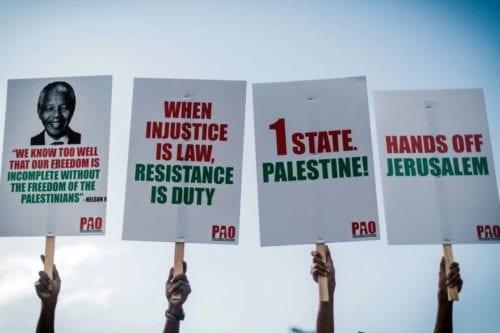 Israel cerrará su embajada en Sudáfrica