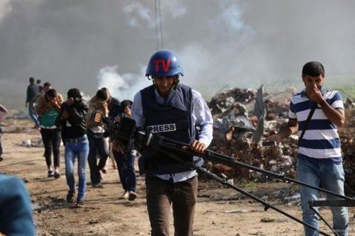 Informe: 150 violaciones de Israel contra periodistas en tres meses