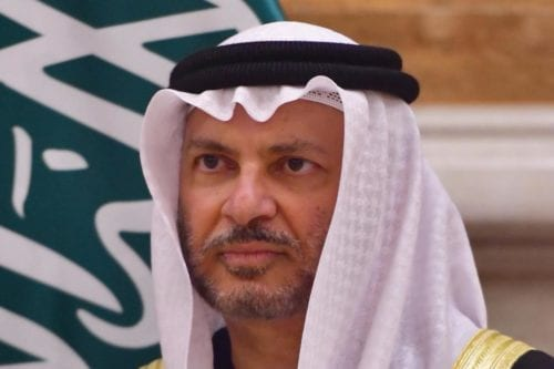 El ministro de Emiratos Árabes Unidos elogia el veto de…
