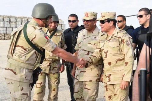 Egipto derogará la polémica ley de ONG 2017, según Human…