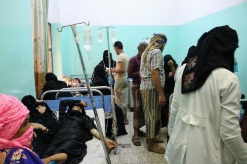 Yemen: el brote mortal de cólera podría empeorar, advierte Oxfam