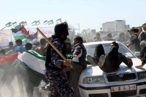 Hamás condena los ataques de la Autoridad Palestina a activistas…
