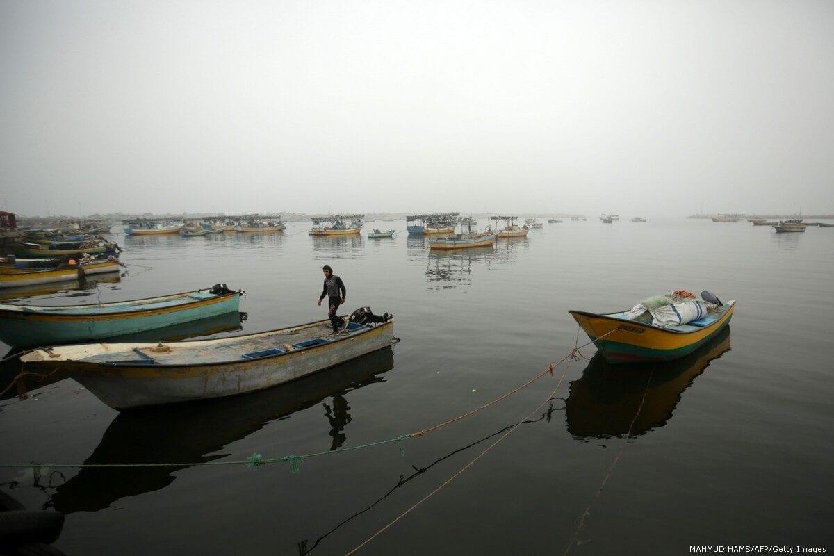 La marina egipcia mató a tiros a dos pescadores palestinos