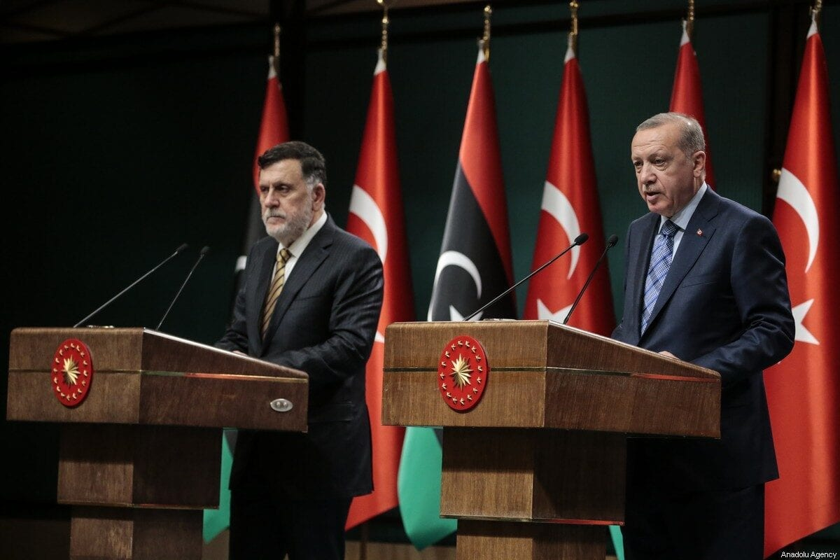 ¿Cuál es el motivo del acercamiento de los turcos a Egipto?