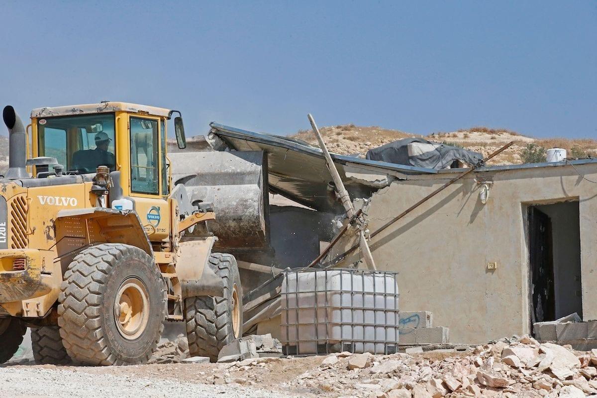 Miles de casas palestinas se enfrentan a la demolición mientras Israel rechaza los permisos de construcción